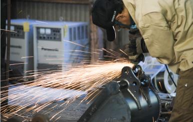 アタッチメントの制作・進捗確認・在庫生産の出荷対応